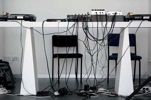 City Tours Remix set up
