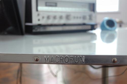 Macrofun